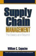 二手書博民逛書店 《Supply Chain Management: The Basics and Beyond》 R2Y ISBN:1574440748│CRC Press