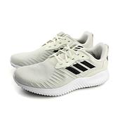 adidas alphabounce rc m 運動鞋 跑鞋 米色 男鞋 DA9770 no495
