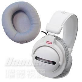 【曜德 / 預購】鐵三角 ATH-PRO5MK3 白色 專用 替換耳罩 / 原廠公司貨