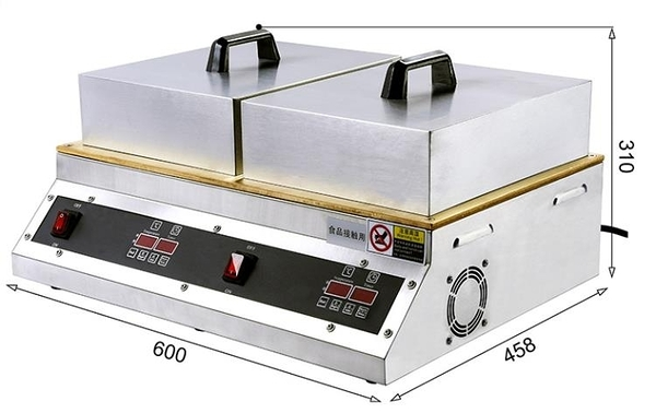 扒爐 思科尼詩 舒芙蕾機商用銅鑼燒機器純銅鬆餅機大型扒爐梳乎厘機 源治良品