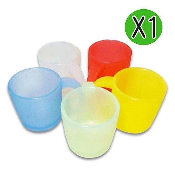 【南紡購物中心】【Mrs.home】MIT環保無毒SGS認證安全矽膠提耳隨身杯