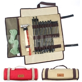 【韓國CLS】戶外野營地釘袋 簡易工具包 營釘包 收納袋 帳篷釘錘子手提收納包 大號