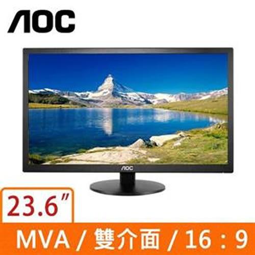 AOC M2470SWD2 23.6吋寬 液晶螢幕