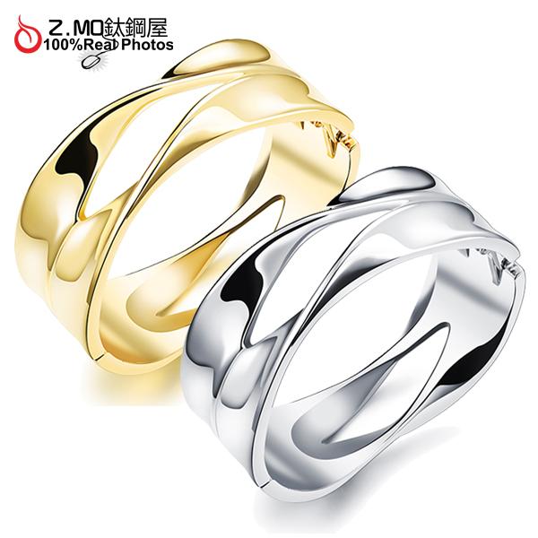 [Z-MO鈦鋼屋]銅鍍金手環/伴娘飾品手鐲/喜宴場合搭配/戀人禮物/單個價【CKA501】