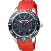 瑞士WENGER Roadster 速度系列 競速極限運動腕錶 01.0851.116