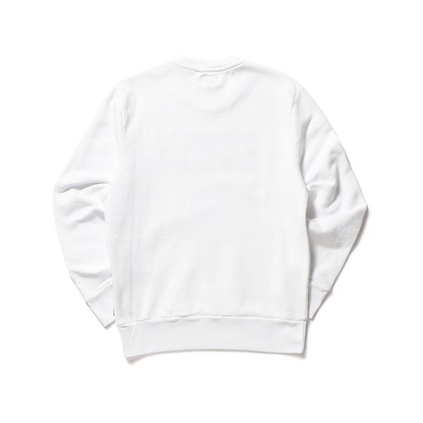 Levis 男款 大學T / 經典Logo / 斑駁款