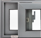 塑鋼推拉門窗鎖扣鋁合金窗 限位器兒童安全鎖移窗戶防盜鎖扣 童趣潮品