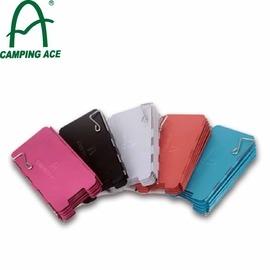 【CAMPING ACE 野樂 酷炫迷你擋風板】 ARC-5102S/10片檔風版/擋風板/登山/露營
