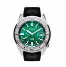 [Y21潮流精品直播] 新品上市!Squale 1521海洋拋光錶殼藍色錶盤橡膠錶帶黑色 瑞士機械表