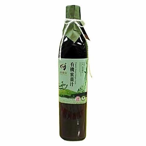健康族~有機黑糖蜜薑汁500ml/罐 ~特惠中~