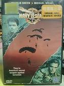 挖寶二手片-0B03-498-正版DVD-電影【特遣隊出擊】-查理辛 麥克賓恩(直購價)海報是影印