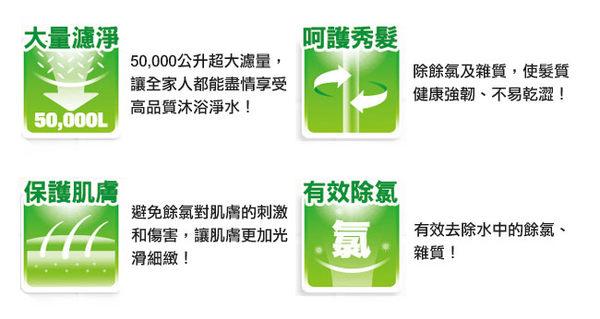 《3M》 SFKC01-CN1 沐浴過濾器 【沐浴器】【有效除氯】