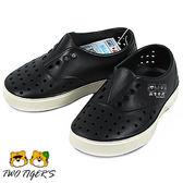 Native MILLER 黑色 防水 透氣 輕量 洞洞鞋 小童鞋 NO.R1591