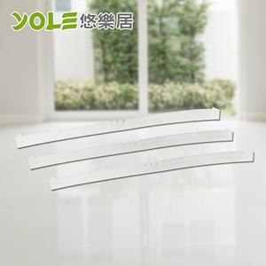 【VICTORY】大尺寸玻璃刮刀地板刮水器替換刮條(3入)