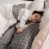 白大理石 A3 枕套  100%精梳棉 台灣製
