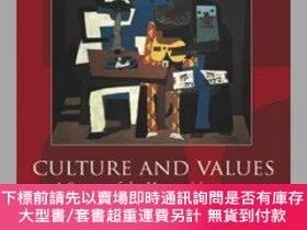 二手書博民逛書店Culture罕見and Values: A Survey of the Humanities, Volume I