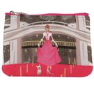 Reiko Aoki青木禮子Pink dress彩繪面紙零錢包730206-108