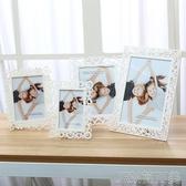 歐式現代簡約相框擺臺7寸6 8 10寸七寸兒童照片框創意畫框相片框 簡而美
