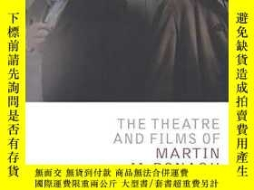 二手書博民逛書店The罕見Theatre And Films Of Martin McdonaghY256260 Patric