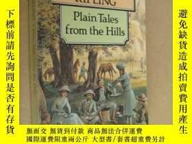 二手書博民逛書店PLAINS罕見TALES FROM THE HILLSY146810 Rudyard Kipling . W