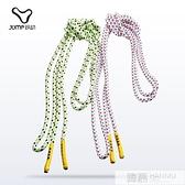 跳繩編織交互繩棉繩多人團建活動表演用長繩學生花樣比賽用繩 夏季新品