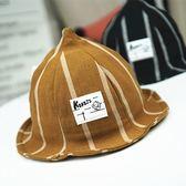 寶寶帽子1-2-3歲春秋男童漁夫帽女嬰兒盆帽遮陽帽兒童帽子韓版潮 艾尚旗艦 艾尚旗艦店