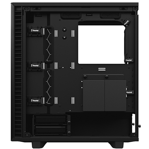 Fractal Design Define 7 Compact Light Tempered Glass 強化玻璃側板 ATX 電腦機殼 FD-C-DEF7C-03