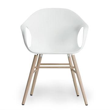 義大利 Kristalia Elephant Armchair on Wooden Base 大象 扶手椅 原木椅腳(櫸木原色椅腳)