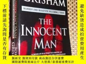 二手書博民逛書店The罕見Innocent Man: Murder and In