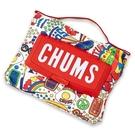 CHUMS Wet Tissue Case 濕紙巾收納包 多彩混色 CH6214960000【GO WILD】