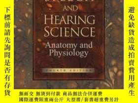 二手書博民逛書店Speech罕見And Hearing Science: Ana