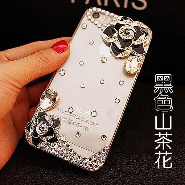 HTC Desire19s U19e U12+ U12 life Desire12s U11+ 山茶花水晶 水鑽 手機殼 保護殼 透明殼