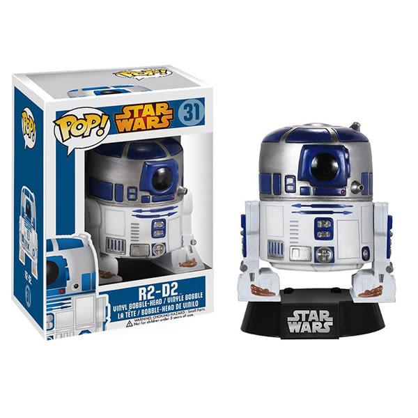 Funko POP!系列 Q版 星際大戰 Star Wars R2-D2 搖頭公仔 31