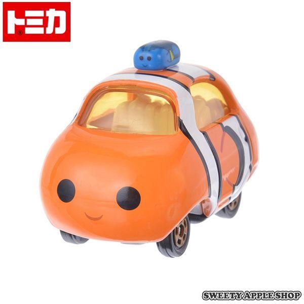 日本限定 Tomica 多美 TsumTsum  海底總動員 尼莫 模型小車