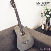 吉他 謠吉他初學者學生成人入門自學38寸木吉他男女生吉它LB3917【Rose中大尺碼】