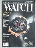 【書寶二手書T3/收藏_PGW】城邦國際名錶_22期_愛彼錶
