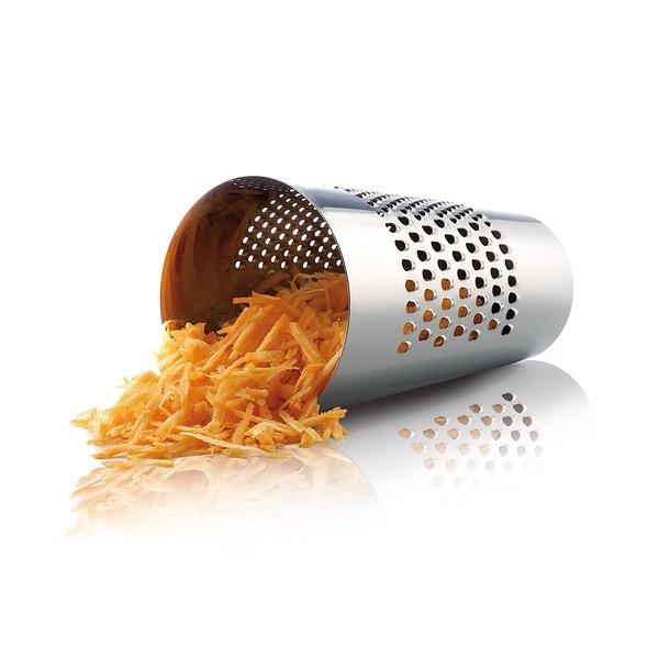 丹麥 Eva Solo Grating Bucket 實用餐廚系列 不鏽鋼 刨絲杯