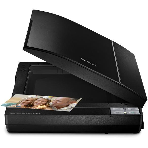 ◤全新品 含稅 免運費◢ EPSON PERFECTION V370 Photo 超薄掃瞄器