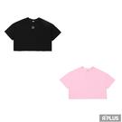 PUMA 女 流行系列Classics不收邊短袖T恤 短版 歐規-3253901/53253985
