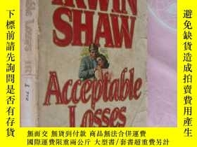 二手書博民逛書店Acceptable罕見lossesY146810 IRWIN