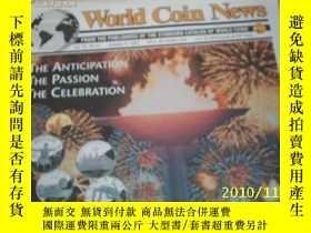 二手書博民逛書店World罕見Coin News(Vol.22,No.21)(O