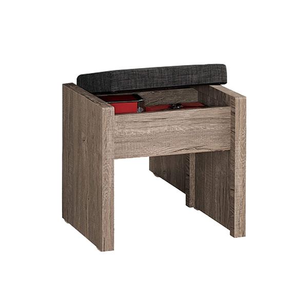 費納化妝椅(21CM/501-3)/H&D東稻家居