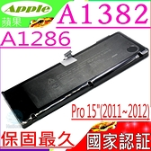 APPLE A1382 (國家認証)-蘋果 A1286,MC721xx/A,MC723xx/a,MD104LL/A,MD322LL/A,MD318B/A,MC721LL/A,Macbook Pro 9.1