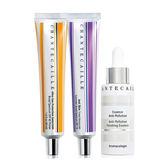 CHANTECAILLE 抗空汙防護組-USP防曬修護隔離乳SPF45 PA+++ 40ml+自然肌膚輕底妝SPF15 50g+