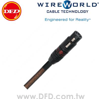 WIREWORLD ECLIPSE 7 天蝕 1.0M Balanced Interconnect 類比平衡線 原廠公司貨