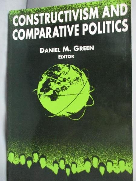 【書寶二手書T2/大學法學_XDT】Constructivism and Comparative Politics