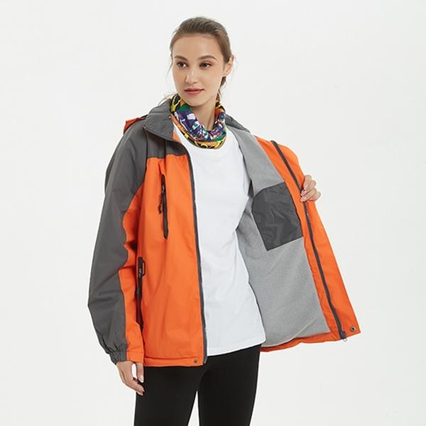【晶輝團服制服】MF011*休閒單件式防風防潑水衝鋒外套(似GORE-TEX)可單買/ 代印公司LOGO