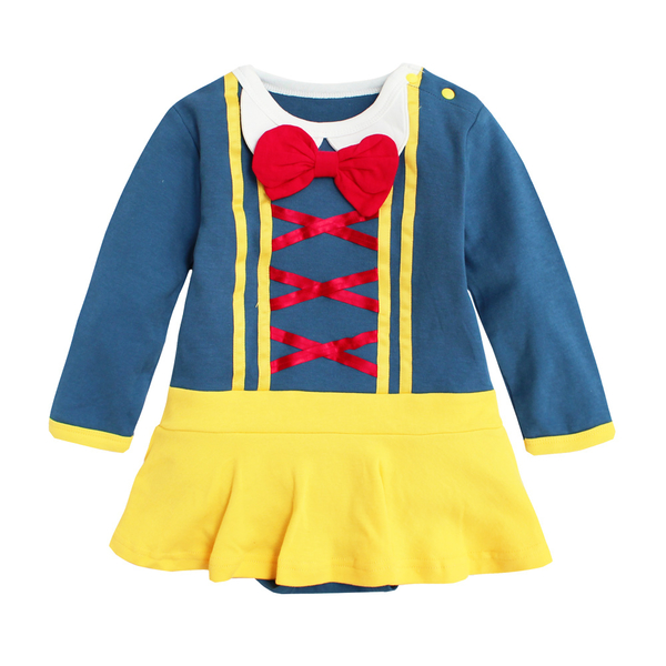 Augelute Baby童衣 20秋冬 女寶寶造型長袖包屁裙 Cosplay服裝 萬聖節變裝 12020