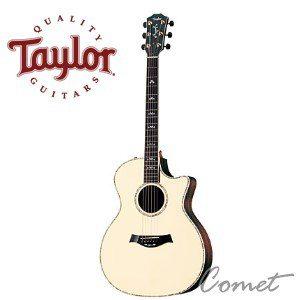 Taylor吉他 Taylor 914CE 全單板 可插電 民謠吉他 電木吉他 Taylor 木吉他專賣 / V-CLASS 全新 V型力木設計