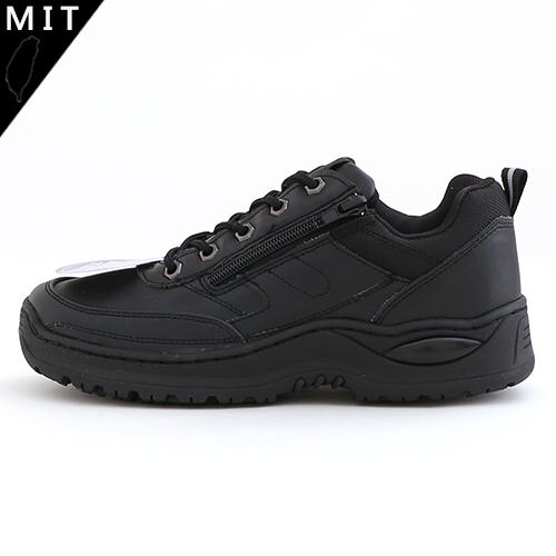 男款 側邊縫線超強止滑耐食用油 廚師鞋 工作鞋 餐廳上班鞋 59鞋廊